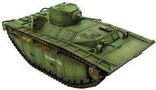 Танк - LVT-(A) 1 Alligator - Сглобяем модел -