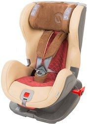 Детско столче за кола - Glider Royal Beige Red - За деца от 9 до 25 kg -