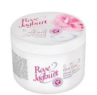 """Маска за коса с розово масло и йогурт - От серията """"Rose Joghurt"""" - крем"""