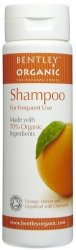 Шампоан за честа употреба - С цитрусови масла и растителни екстракти - маска