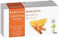Bentley Organic Revitalising Organic Soap - Сапун за ръце и тяло с канела, портокал и карамфил -