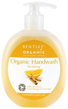 Течен сапун за ръце - Revitalising - Обогатен с канела, портокал и карамфил -