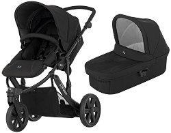 Комбинирана бебешка количка 2 в 1 - B-Smart 3 - С 3 колела -