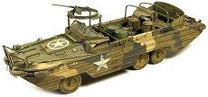Военен автомобил амфибия -  DUKW 353 - Сглобяем модел -