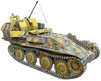 Самоходно оръдие -  Sd.Kfz.140 Flakpanzer Gepard - Сглобяем модел -