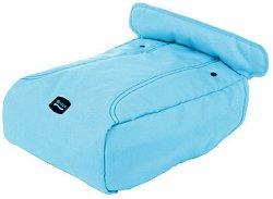 Допълнително покривало за крачета - Apron: Blue Atoll - Аксесоар за детска количка -
