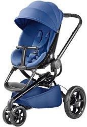 Комбинирана бебешка количка - Moodd - С 3 колела -