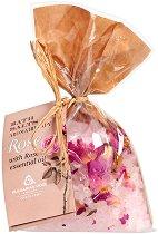 Ароматни соли за вана - Роза - Разфасовки от 100 ÷ 440 g - пяна
