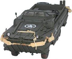 Военен автомобил амфибия - DUKW D-Day - Сглобяем модел -