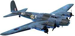 Военен самолет - B-17 Mk.I Fortress - Сглобяем авиомодел -