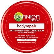 Garnier Body Repair Anti-Dryness Restoring Balm - Крем за лице и тяло за много суха кожа в разфасовки от 50 ÷ 200 ml - продукт