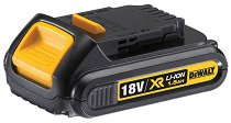 """Батерия DCB181-XJ - 18 V/1500 mAh - Акумулаторна батерия за инструменти """"DeWalt"""" -"""