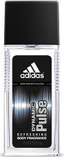 Adidas Men Dynamic Pulse - Парфюмен спрей за тяло -
