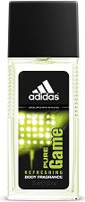 Adidas Men Pure Game - Парфюмен спрей за тяло -