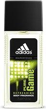 Adidas Men Pure Game - Парфюмен спрей за тяло - дезодорант