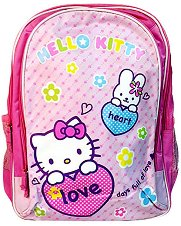 Ученическа раница - Hello Kitty - играчка