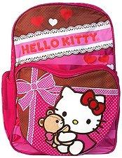 Ученическа раница - Hello Kitty - раница