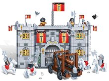 Замък под обсада - играчка