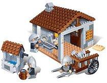 """Ковачница - Детски конструктор от серията """"Black Sword"""" - играчка"""