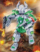 """Ектас - Детски конструктор от серията """"Beast Fighter"""" - играчка"""