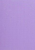 Релефен лист EVA пяна - светло лилав