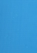 Релефен лист EVA пяна - син