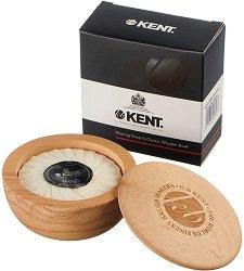 Луксозен сапун за бръснене в дървена кутия -