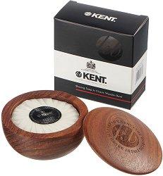 Луксозен сапун за бръснене в дървена кутия - продукт