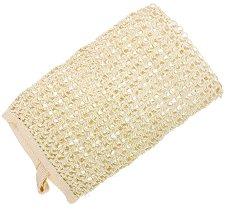 Ексфолираща ръкавица-масажор с агаве - продукт