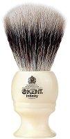 Четка за бръснене - Kent Infinity Silvertex -