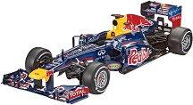 Автомобил - Red Bull Racing RB8 - Сглобяем модел -
