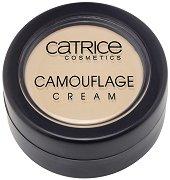 Catrice Camouflage Cream - Дълготраен крем-коректор - пудра