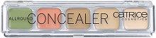Catrice Allround Concealer - Палитра с 5 коректора - продукт