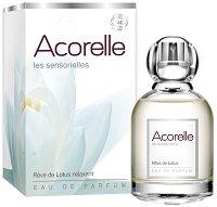 """Дамски парфюм с ралексиращи свойства - Lotus Dream EDP - От серията """"Acorelle Les Sensorielles"""" - гел"""