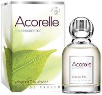 """Дамски парфюм с тонизиращи свойства - Tea Garden EDP - От серията """"Acorelle Les Sensorielles"""" -"""