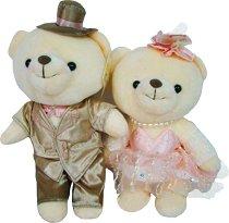 Мечета младоженци - Плюшени играчки -