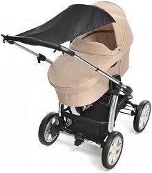 Универсален допълнителен сенник - Аксесоар за детска количка - продукт