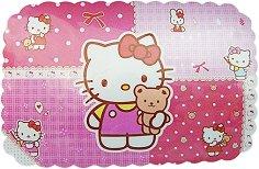 Подложка за хранене - Hello Kitty -