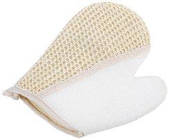 Ръкавица за баня с естествен сизал -