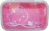 Кутия за храна с прибори - Hello Kitty -