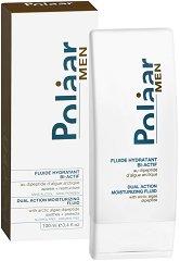 "Polaar Men Dual Action Moisturizing Fluid - Овлажняващ флуид с двойно действие от серията ""Men"" -"