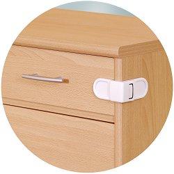 Ъглов предпазител за шкафове и чекмеджета -