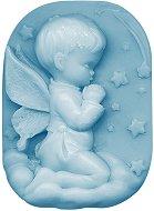 Син глицеринов сапун - Детска нежност - парфюм