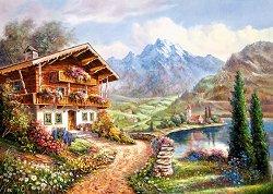 Бягство в планината -