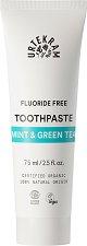 Urtekram Mint & Green Tea Toothpaste - сапун