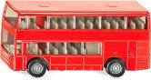 """Междуградски автобус - Метална количка от серията """"Super: Bus & Rail"""" - играчка"""