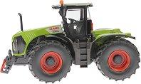 """Трактор - Claas Xerion 5000 - Метална играчка от серията """"Farmer: Large tracktors"""" - играчка"""