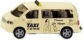 """Такси - Volkswagen Sharan - Метална количка от серията """"Super: Private cars"""" - играчка"""
