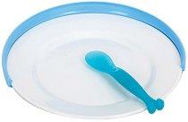 Предпазител за чиния - Цвят син -
