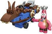 """Викингското състезание на Патрик - Конструктор от серията """"SpongeBob"""" - играчка"""